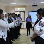23 yanvar tarixində 232 nömrəli tam orta məktəbin bir qrup fəal valideyni üçün TİPİİ-də seminar təşkil edilmişdir.