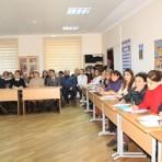 """Rus dili müəllimləri """"Refleksiv müəllim"""" seminarında"""
