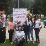"""Növbəti """"Oynayaraq öyrənək"""" layihəsi keçirilmişdir"""