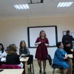 """TİPİİ-də """"forsayt"""" seminarı keçirilmişdir"""