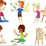 Uşaq rəsmlərinin analizi