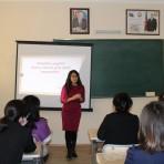 Abşeron rayonunda seminar keçirilmişdir