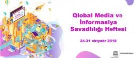 Qlobal Media və İnformasiya Savadlılığı Həftəsi  (24-31 oktyabr)