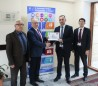 Belarus Dövlət Pedaqoji Universitetinin nümayəndələri TİPİİ-nin qonağı oldular