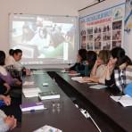 TİPİİ-də ilk dəfə Şəmkir psixoloqları üçün skayp-seminar keçirildi