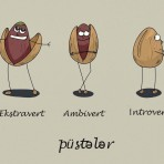 Xarakter tipləri: introvert, ekstravert və ambivert (sentrovert)