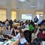 """""""İnnovativ təlim metodologiyası və müvafiq resursların hazırlanması"""" seminarı başlayıb"""