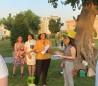 Müəllim yay məktəbi - açıq havada seminar