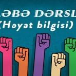 """""""Qələbə dərsləri"""" silsiləsindən Həyat bilgisi fənni üzrə mövzular"""