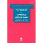 İngilis dili müəllimləri üçün: TECHNIQUES IN TEACHING VOCABULARY (X fəsil)