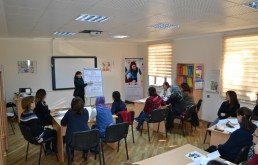 Classroom Management Training / Julietta Schoenmann / December, 9-10, 2016