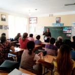 """""""Refleksiv müəllim"""" seminarı Biləsuvarda"""