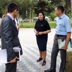 Təhsil İşçilərinin Peşəkar İnkişafı İnstitutuna maarifçi QHT-lərin informasiya turu təşkil edilib