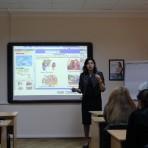"""""""Rus dili xarici dili kimi"""" mövzusunda seminar keçirilmişdir"""